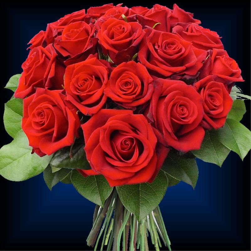 luxury flowers paris - atelier de creations florales rose rouge
