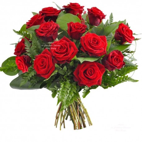 Bouquet de roses rouges mougins for Bouquet rose rouge