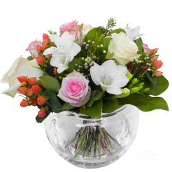 FLOWERS BOUQUET VALLAURIS