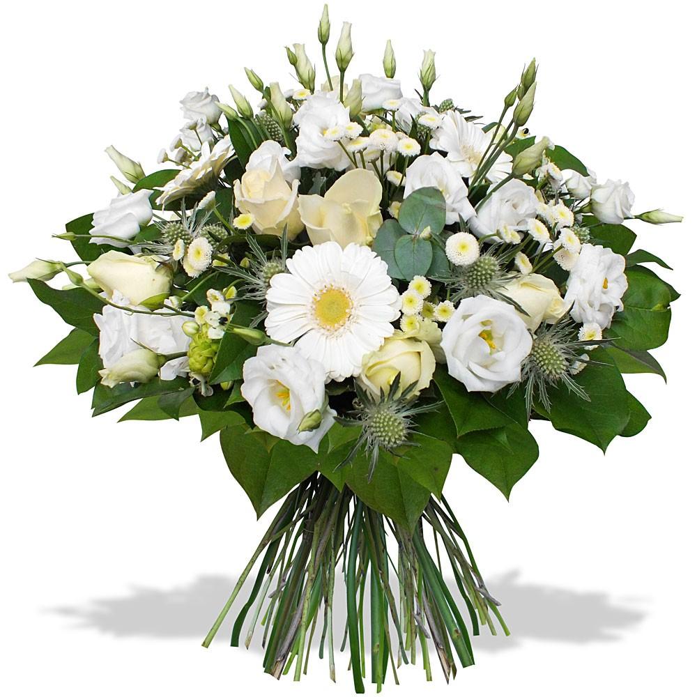 Bouquet Champetre Blanc
