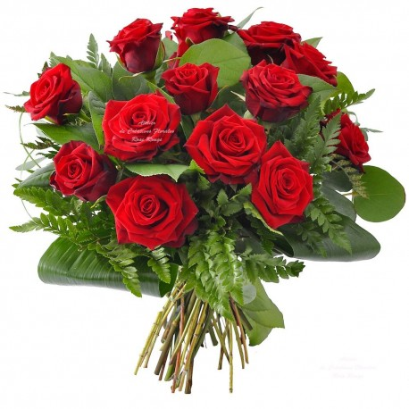 BOUQUET DE ROSES EMOTION