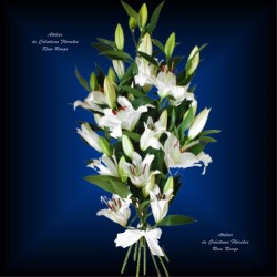 Свадебные цветы MENTON