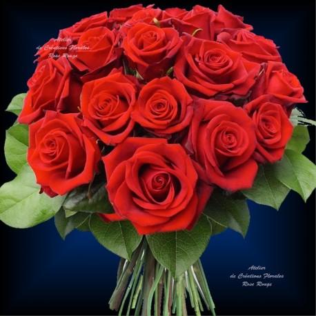 Bouquet Amour De Roses