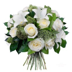 BOUQUET MOURNING CONDOLENCES