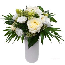BOUQUET MOURNING HESTIA