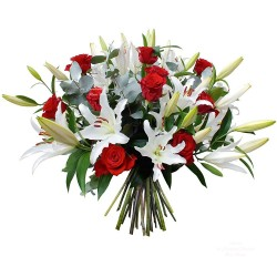 BOUQUET MOURNING GAIA