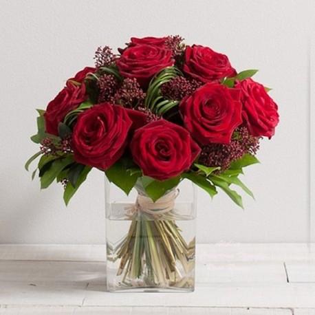 bouquet de roses rouges paris. Black Bedroom Furniture Sets. Home Design Ideas
