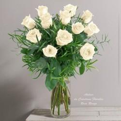 Bouquet De Roses Rouges Grenoble