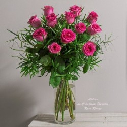 BOUQUET DE ROSES ROSES GLOSSY