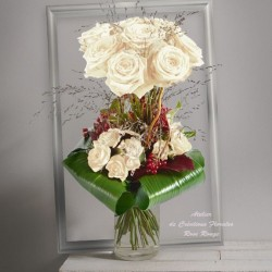 ROSES BLANCHES AUDACE